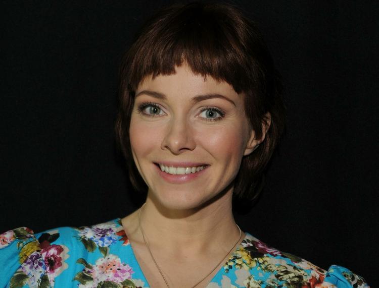 42-летняя актриса Екатерина Гусева показала свое лицо без макияжа