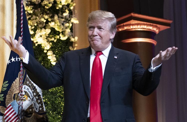 СМИ рассказали о примерном содержании мемуаров Трампа