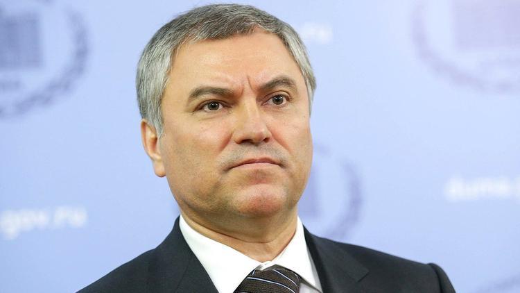 Песков прокомментировал предложение Володина об участии Госдумы в формировании правительства