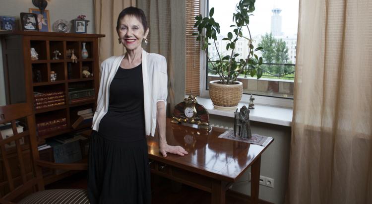 В Москве умерла вдова Валерия Золотухина Тамара