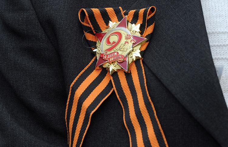 В Латвии разгорелся спор о георгиевской ленте