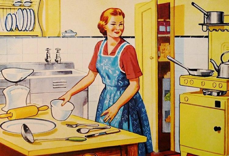 Сколько времени домашним заботам уделяют мужчины и женщины