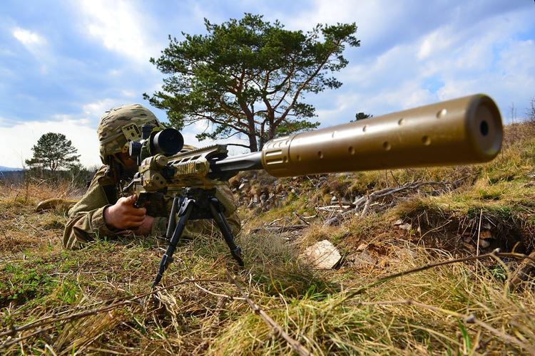 Стали известны сведения о потерях ВСУ в результате атак снайперов в Донбассе