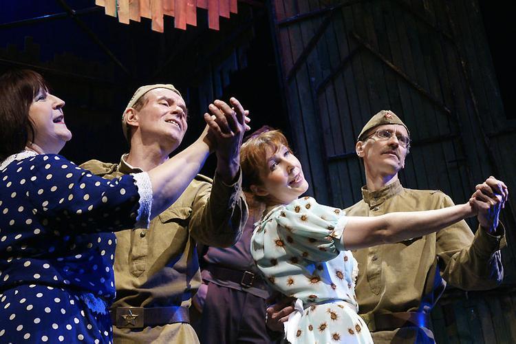 Театр кукол готовит спектакль «Победа» по песням военных лет