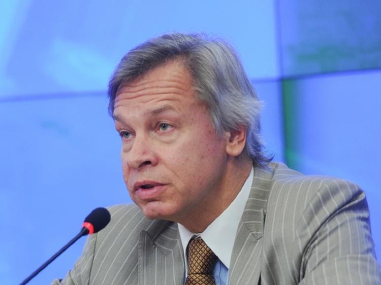 Пушков прокомментировал свое заявление относительно Ирины Фарион