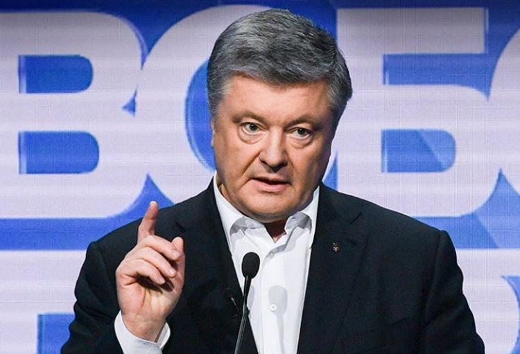 Перед вторым туром выборов Порошенко попросил принять закон об импичменте