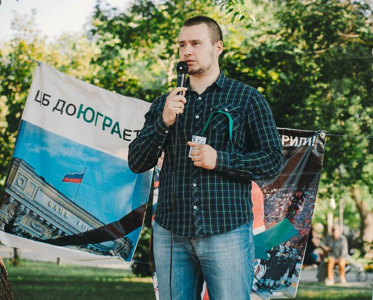 Обманувший вкладчиков Николай Николаев оказался не у дел