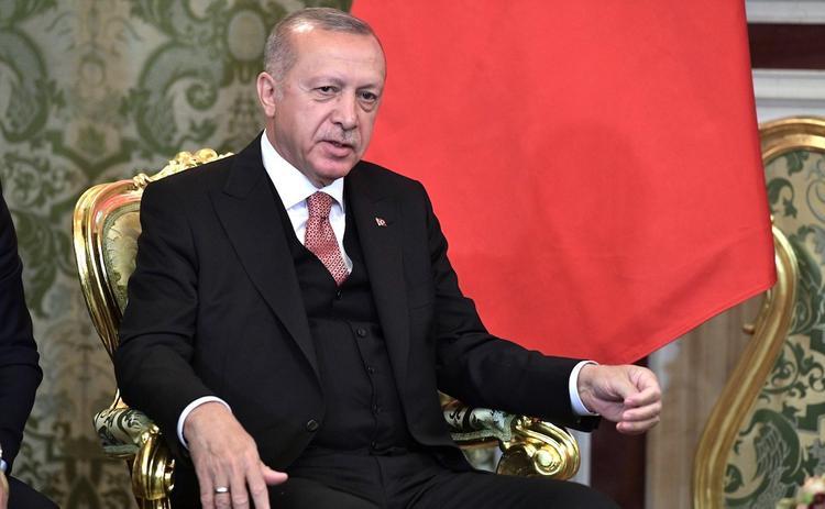 Эрдоган допустил поставки российских С–400 в Турцию до июля текущего года