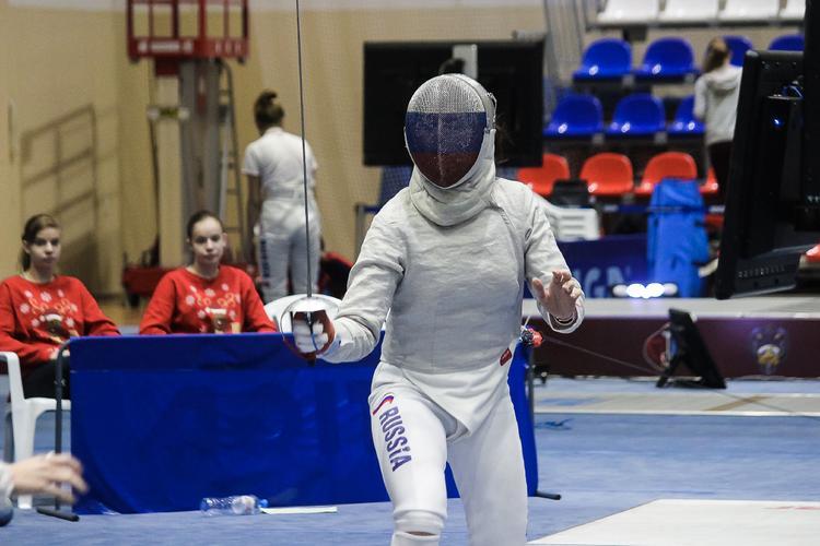 В Сочи с 15 по 21 апреля пройдет чемпионат России по фехтованию