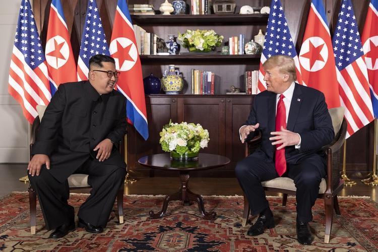 Вашингтон пожаловался на издевательства Ким Чен Ына