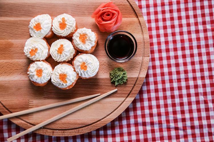 В суши нашли токсины и вшей