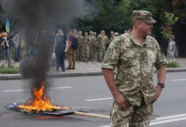 Бывший кандидат в президенты Украины назвал «правильную тактику» войны с Россией