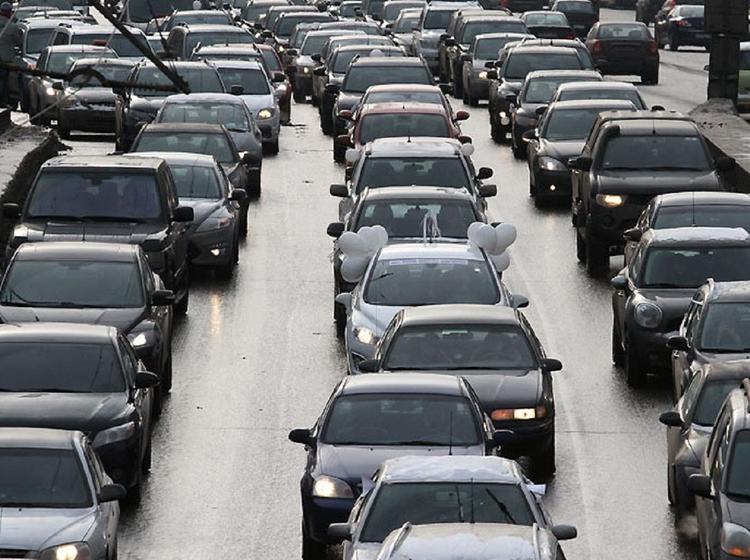 Движение транспорта в центре Москвы ограничат 13 апреля