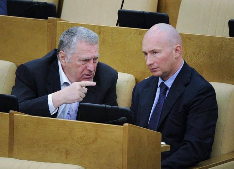 Сын Жириновского «забыл» задекларировать имущество жены почти на миллиард рублей