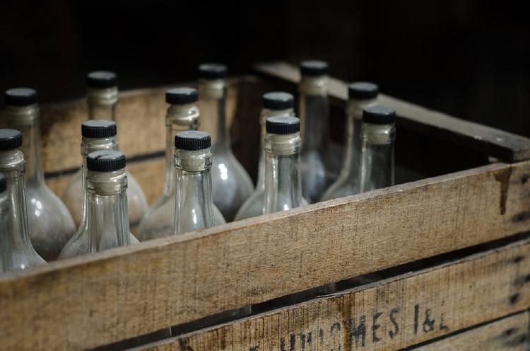 Контрафактный алкоголь найден в подмосковном Кемерово