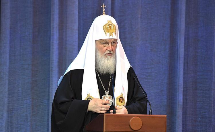 Патриарх Кирилл заявил, что ученым никогда не удастся объяснить появление Вселенной