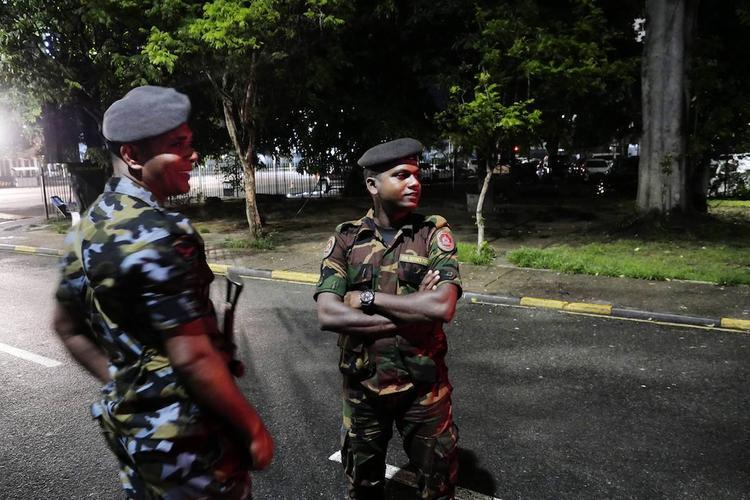 СМИ: железнодорожную станцию на Шри-Ланке эвакуировали из-за подозрительного предмета