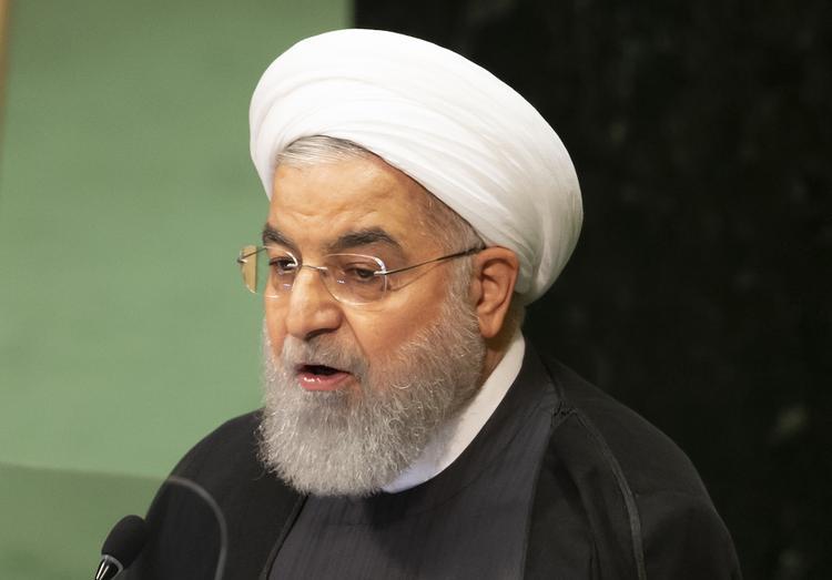 Роухани рассказал, при каких условиях Иран согласится на переговоры с США