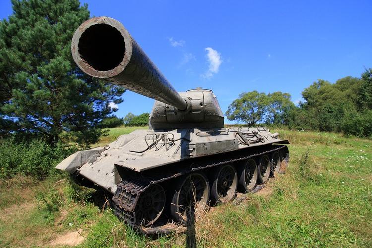 Лаос подарил России 30 танков