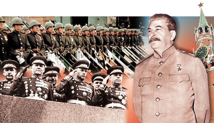 Сталин против победителей
