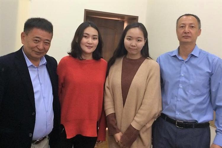 Создавая условия для учебы иностранных студентов