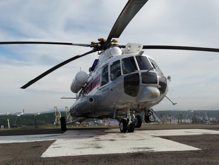 Из Хабаровска в подтопленную Амурскую области вылетели спасатели