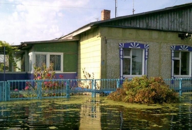 В Хабаровском крае из подтопленных сел эвакуируют жителей