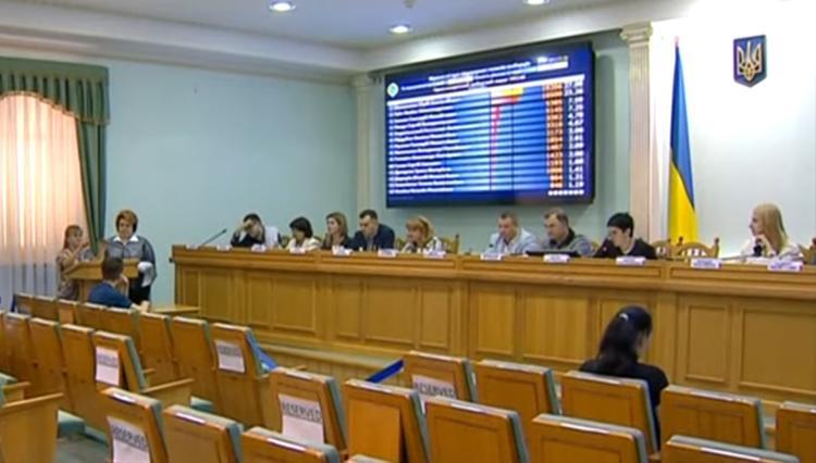 ЦИК Украины подсчитал 100 процентов бюллетеней