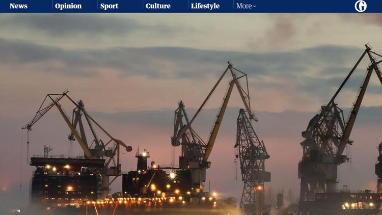 Англичан напугали российским «Чернобылем на льду»
