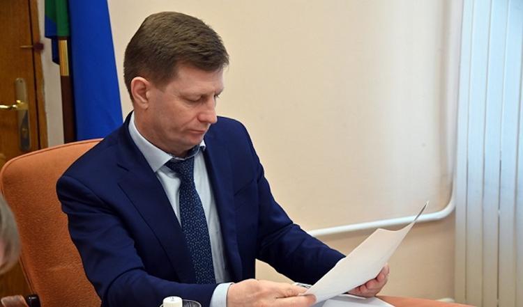 Губернатору Хабаровского края «все равно, кто будет баллотироваться в депутаты»