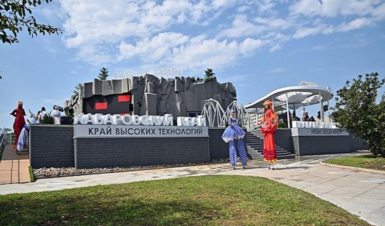На ВЭФ открылся павильон Хабаровского края