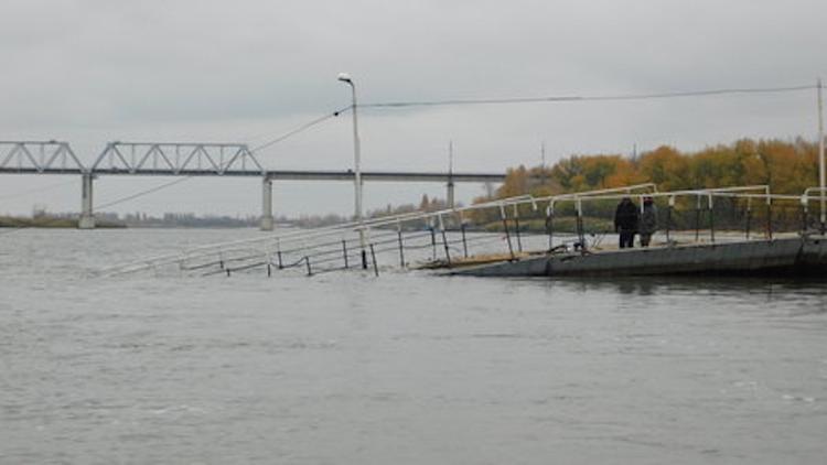Наводнение 2019-го в Хабаровском крае признано вторым по силе