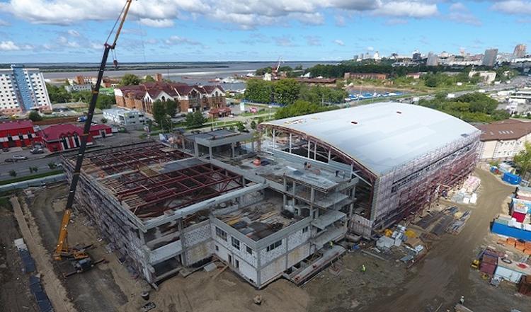 200 млн на «Самбо»: краевому спорткомплексу в Хабаровске требуются новые вложени