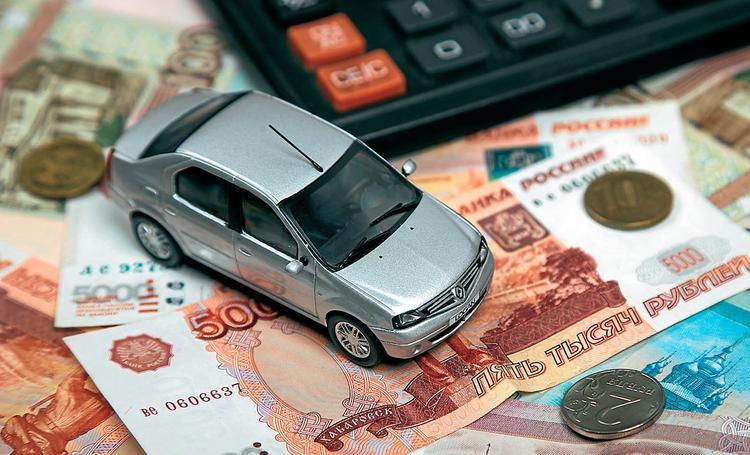 Хабаровские автомобилисты не заплатили почти 50 млн налогов