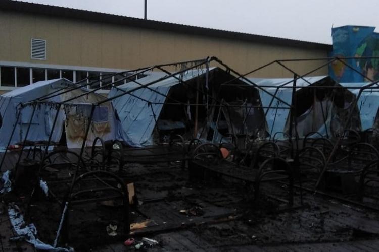Арестованный после пожара в Холдоми сотрудник МЧС вышел из СИЗО