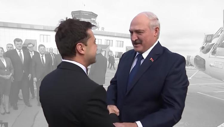 Лукашенко перешутил Зеленского