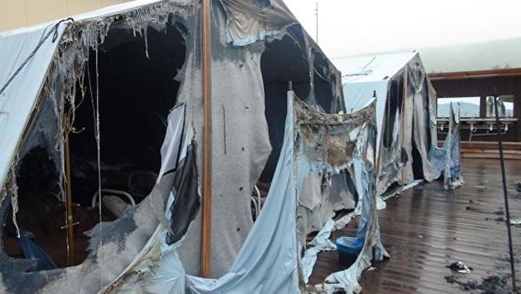 Назвали главную причину пожара в  детском лагере Холдоми