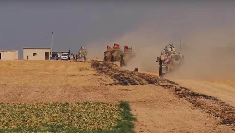 Турция ждет выхода америкацев, чтобы начать войну с курдами?