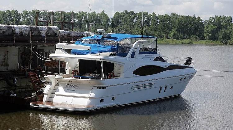 Власти Хабаровского края не могут продать яхту бывшего губернатора
