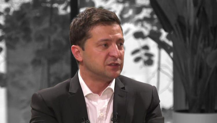 Зеленский поддержал бандеризацию Украины