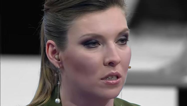 Скабеева назвала ярким отказ Зеленского поговорить с ней