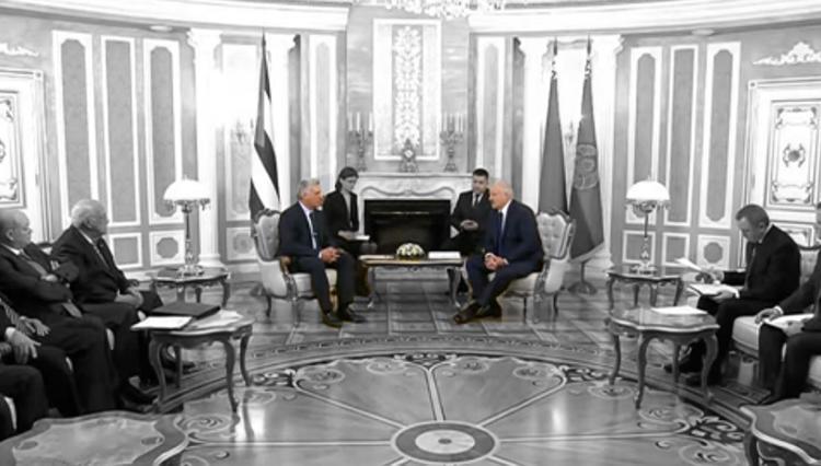 Стало известно, о чем Лукашенко договорился с президентом Кубы