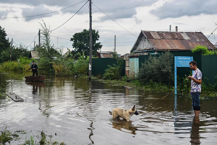 Власти Хабаровского края купят подтопленцам новое жилье