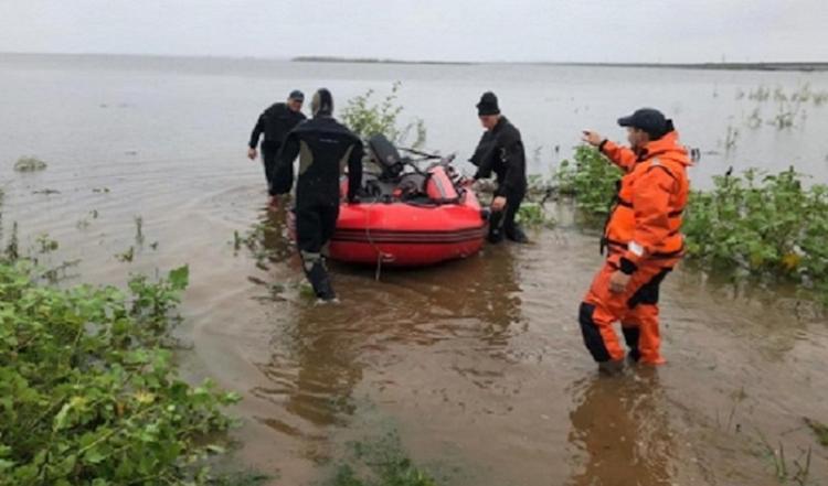 В Хабаровском крае снова пропал рыбак