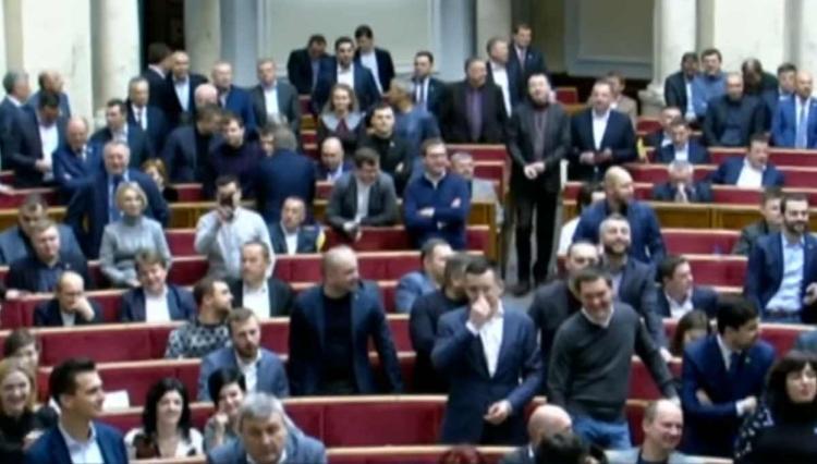 На Украине назвали 10 страхов депутатов Верховной Рады