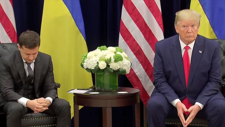 Трамп пообещал опубликовать второй разговор с Зеленским