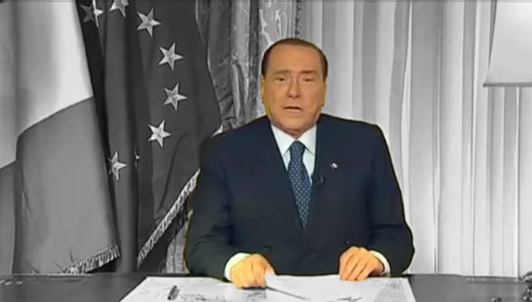Берлускони отказался выступить против мафии