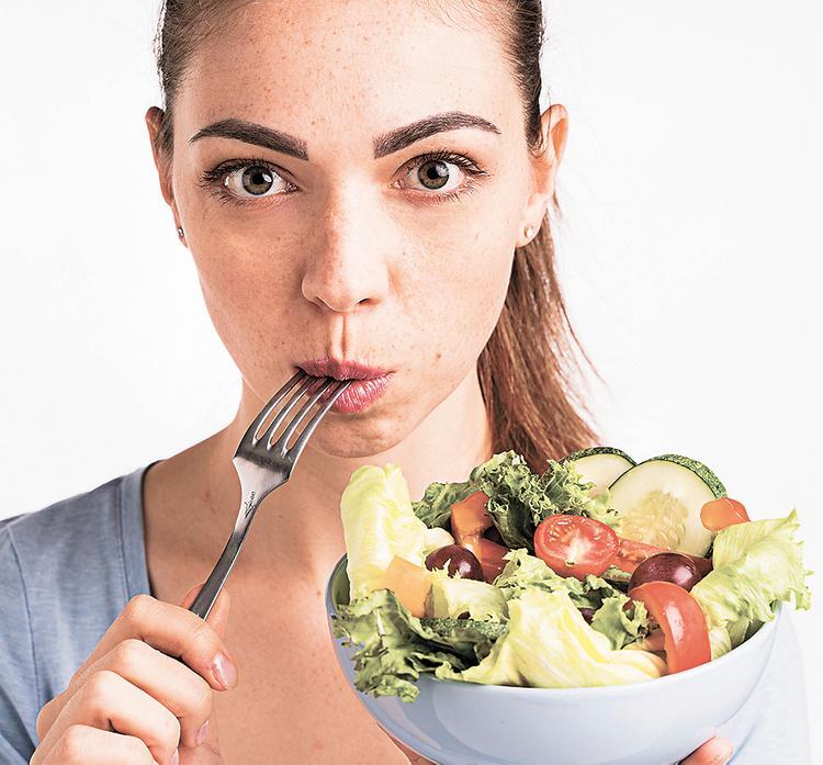 Полноценное питание спасёт от авитаминоза