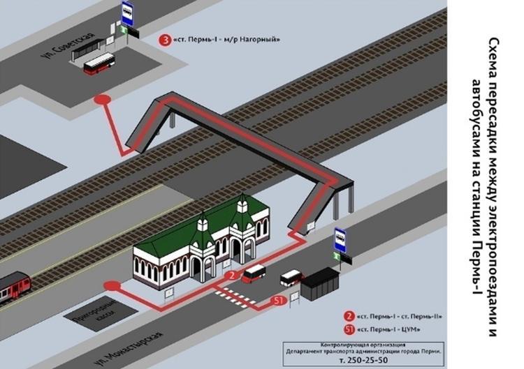 Вокзал станет ближе
