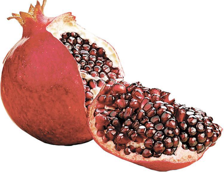 Гранаты могут «взорвать» желудок